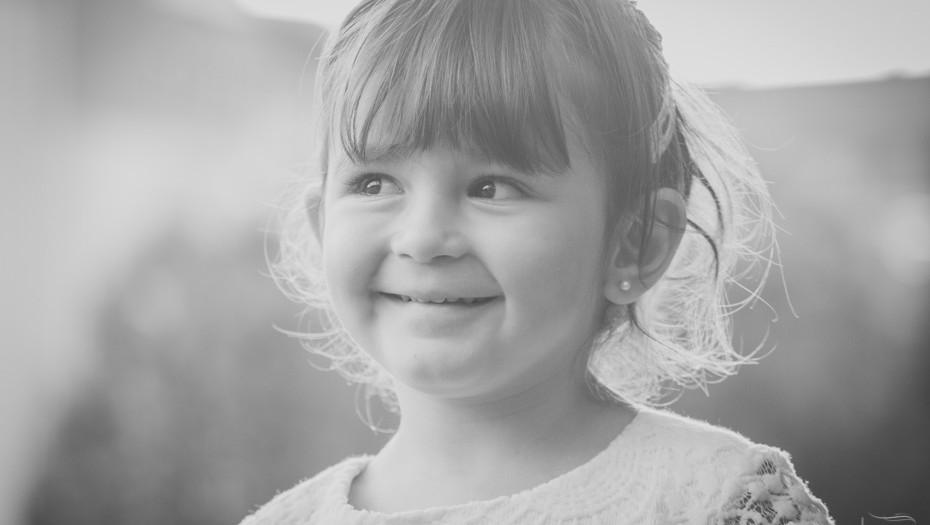 Uxue, una tarde de sonrisas (Reportaje Infantil en Vitoria)