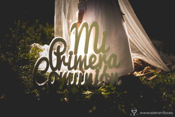 Comunión Izaro - Fotos de comunión en Vitoria