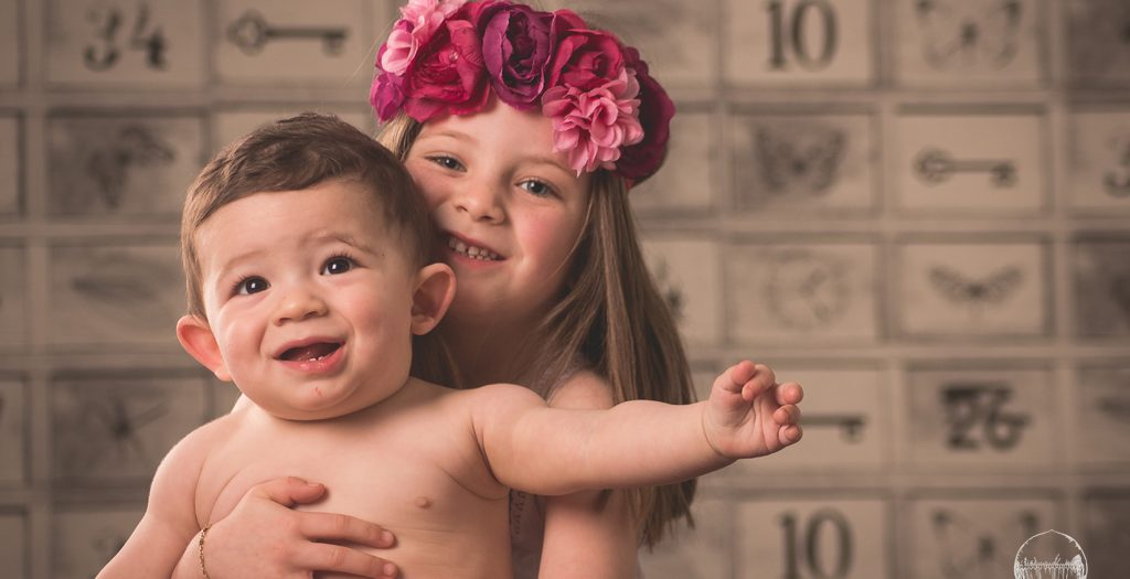 Jon y Anne - Reportaje Infantil