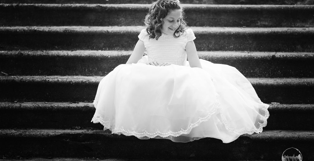Fotos de comunión en Vitoria - Emma